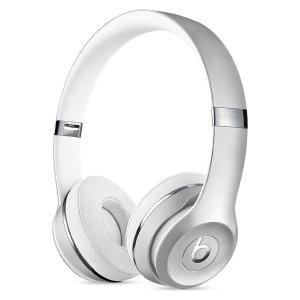 Beats by Dr. DreSolo3 耳机 纯银