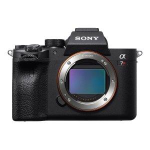 Sonya7R IV 61MP Full-frame Mirrorless Camera (Body Only)