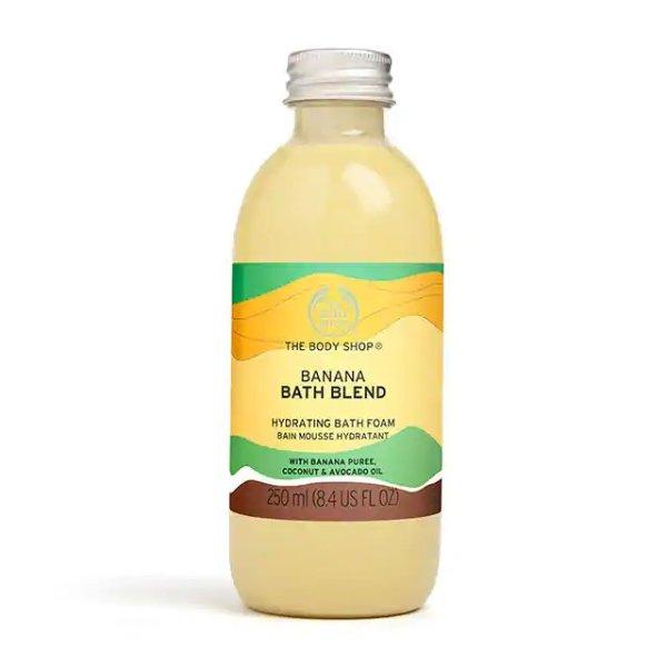 香蕉沐浴乳
