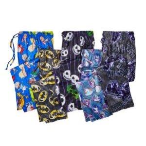 $6.00 Character Fleece Men's Sleep Pants
