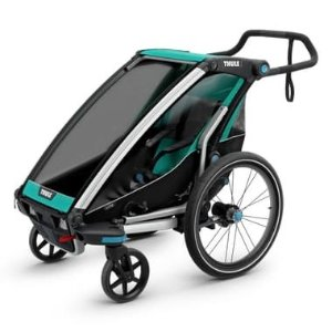 Thule 2019 Chariot Lite Multisport Cycle Trailer/Stroller