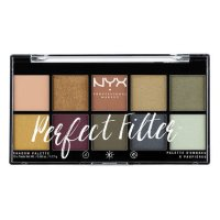 NYX Perfect Filter眼影盘