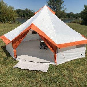 $69(原价$110)+包邮Ozark Trail 8人露营帐篷促销