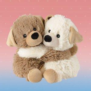 £10起收可可爱爱毛毛绒绒Warmies 可加热薰衣草毛绒玩具 折扣热卖 少女心的安眠好物