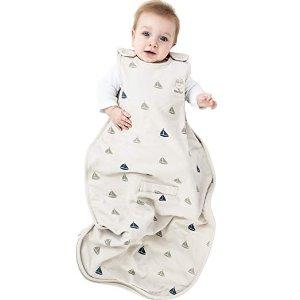 立减$15 妈妈的选择Woolino 澳大利亚美丽奴羊毛婴儿睡袋,荣获大奖