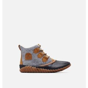 Sorel拼色及踝靴