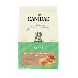 CANIDAE火鸡糙米味幼犬狗粮 7lb