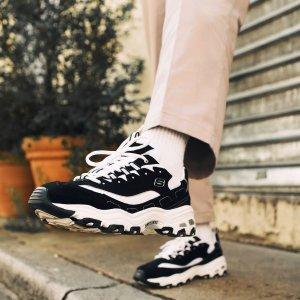 低至5折 2双免邮中国Skechers 男女老爹鞋新春热卖,¥223起捡漏
