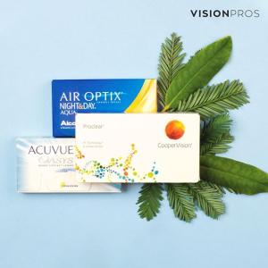 全场无门槛9折 保险可报销Visionpros 隐形眼镜热卖 $35收Define $29收Biotrue