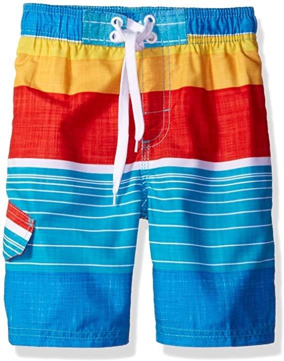 男童泳裤 4