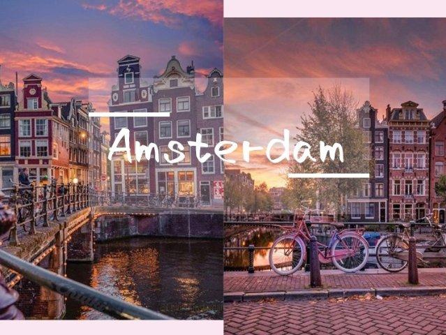 阿姆斯特丹怎么玩?签证、住宿、网红...