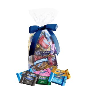 Custom Mix Gift Bag (40 pc) | Ghirardelli
