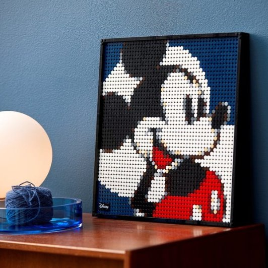 Lego ART 艺术生活系列新款闪促Lego ART 艺术生活系列新款闪促