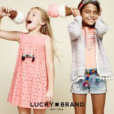 UP TO 75% OFFKids Clothes Sale @ Lucky Brand Jeans