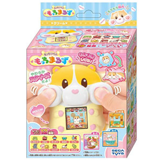 $46 / RMB319.6新品 SEGA TOYS 减压软萌仓鼠机彩屏宠物机玩具