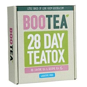 第二件1P+满额8折Bootea 28天 减肥茶