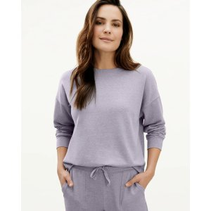 Eco French Terry Pullover