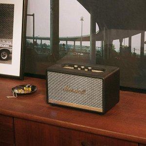 低至53折,收Action 音箱Marshall 精选时尚复古蓝牙音箱 热卖