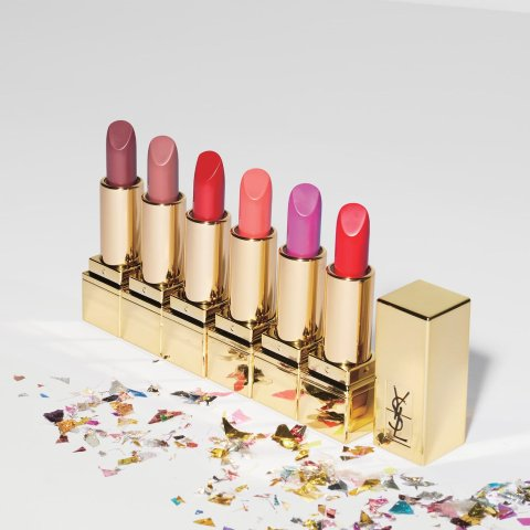 $56 ($114 Value)Nordstrom YSL Travel Size Rouge Pur Couture Lipstick Set