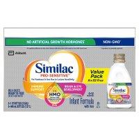 Similac 非转基因敏感型婴儿液体奶 32 oz*8瓶