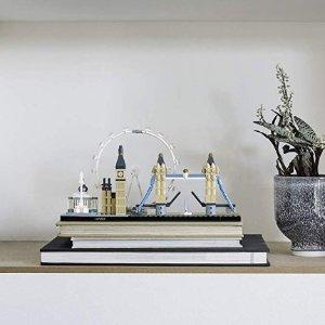低至$31.99LEGO Architecture 建筑系列拼插玩具特卖