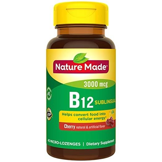 维生素B12 40粒装