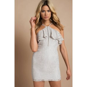 Clara Lace Bodycon Dress