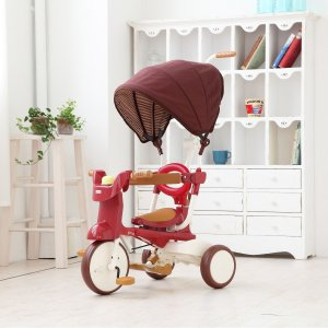 全场 7折+免运费 堪比黑五iimo 日本超人气高颜值儿童骑行车热卖 新上架自行车好拉风