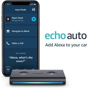 Amazon Echo Auto 车载语音助手