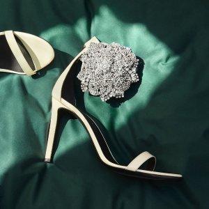 全场5折+免邮 收高定式美鞋Giuseppe Zanotti官网 折扣开启 经典拉链鞋$300+起