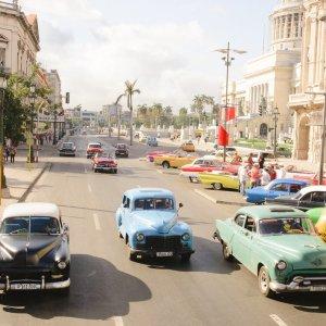 往返仅$181起洛杉矶--古巴哈瓦那机票好价