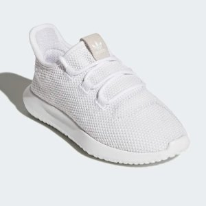 低至3折+额外8折+包邮 $24收白色小椰子折扣升级:adidas 精选儿童服饰、鞋履全场特卖