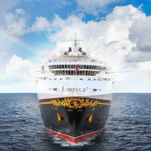 From $732 4-Night USA Cruise on Disney Magic From New York City