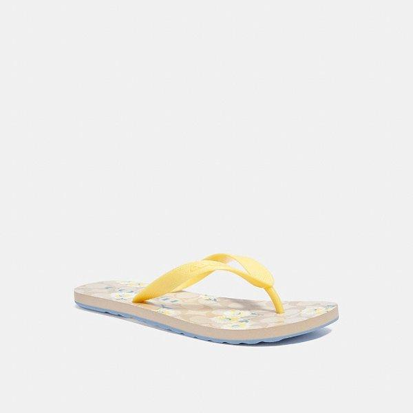 小雏菊凉鞋