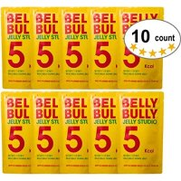 Belly Bully (2019 New Package) BELLY BULLY Dietary Liquid Jelly-Drink Erythritol-No Sugar, Low Calorie, Diet Healthy Snack for Losing Weight (Wild Mango Calamansi_5kcal)