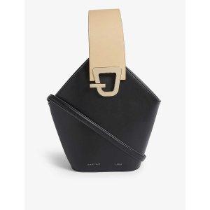 Danse LenteJohnny leather bucket bag