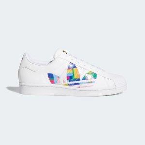 Adidas Superstar Pride 小白鞋
