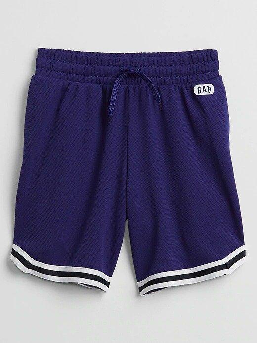 儿童运动短裤