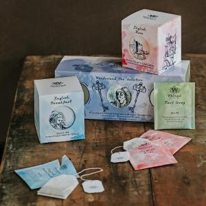 爱丽丝梦游仙境套装仅€14独家:Whittard 英式茶饮9月大促 满额获赠明星奶香乌龙茶