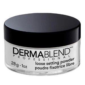 Dermablend透明定妆散粉