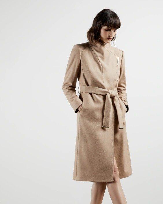 ROSE 羊毛外套