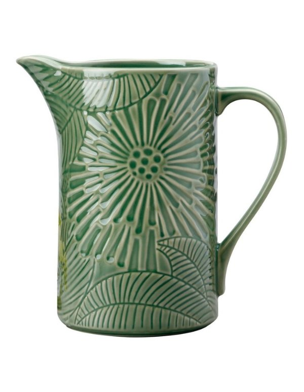 奇异果绿暗纹水壶 1.4L