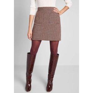 ModCloth封面同款短裙短裙