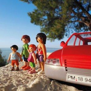 满$50享7.5折Playmobil 德国儿童创造性拼装玩具St. Patrick's Day大促
