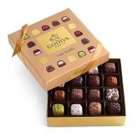 Godiva 松露巧克力方块礼盒 16颗