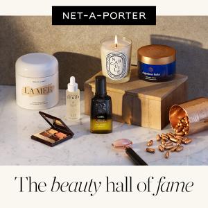 定价优势+免邮NET-A-PORTER 美妆明星产品热卖