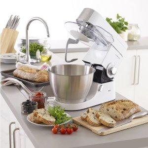 史低好价¥1463折扣升级:Kenwood KMC515 Chef PREMIER 全能厨师机