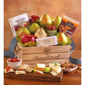 Harry & DavidDeluxe Signature Gift Basket | Harry & David