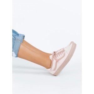 Vans Old Skool 淡粉色运动鞋