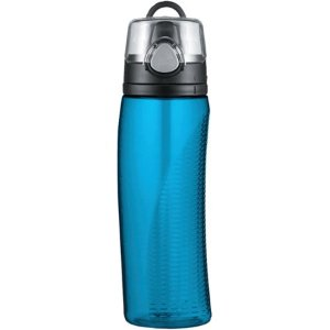$6.68 Thermos 24 Ounce Tritan Hydration Bottle with Meter, Teal